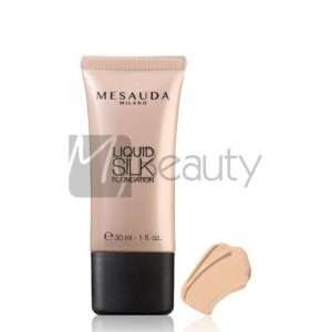 Fondotinta Fluido Opacizzante Liquid Silk Foundation 30Ml MESAUDA