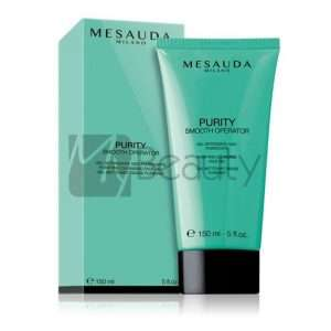 Gel Detergente Viso Purificante Purity Smooth Operator 150Ml MESAUDA