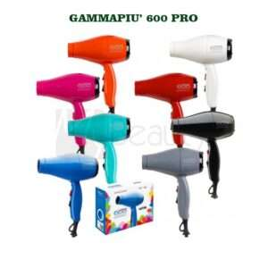 Phon 600 Pro Vari Colori Gammapiu'