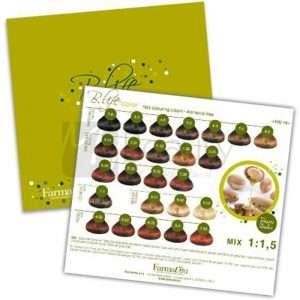 Cartella Colore Senza Ammoniaca B.Life 45 Ciocche Farmavita