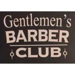 Gentlemen's barber club