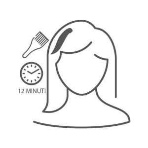 Colorazione classica in 12 minuti