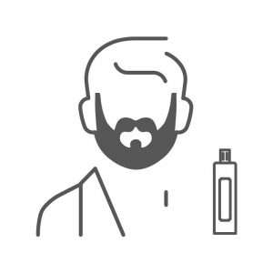 Colorazione barba