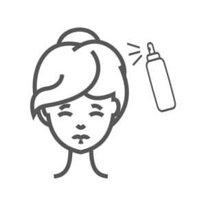 Spray e lacche