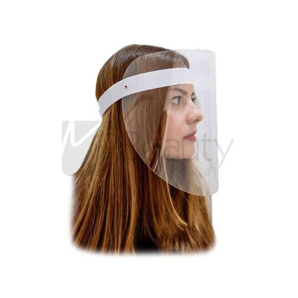 Visiera Facciale Protettiva Con Schermo Rialzabile Safety