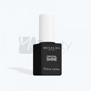 Top Coat Effetto Vetro Crystal Shine 10Ml MESAUDA
