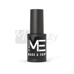 Base & Top Coat per Gel Polish ME 5ML MESAUDA