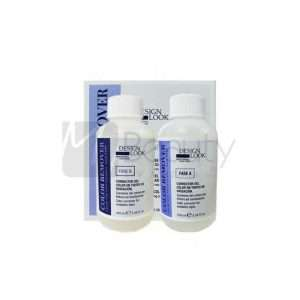 CORRETTORE DEL COLORE PER TINTURE COLOR REMOVER COD.DLPEL43978 DESIGN LOOK